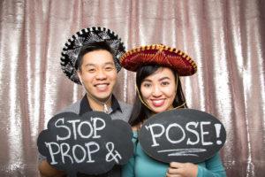 Stop Prop & Pose