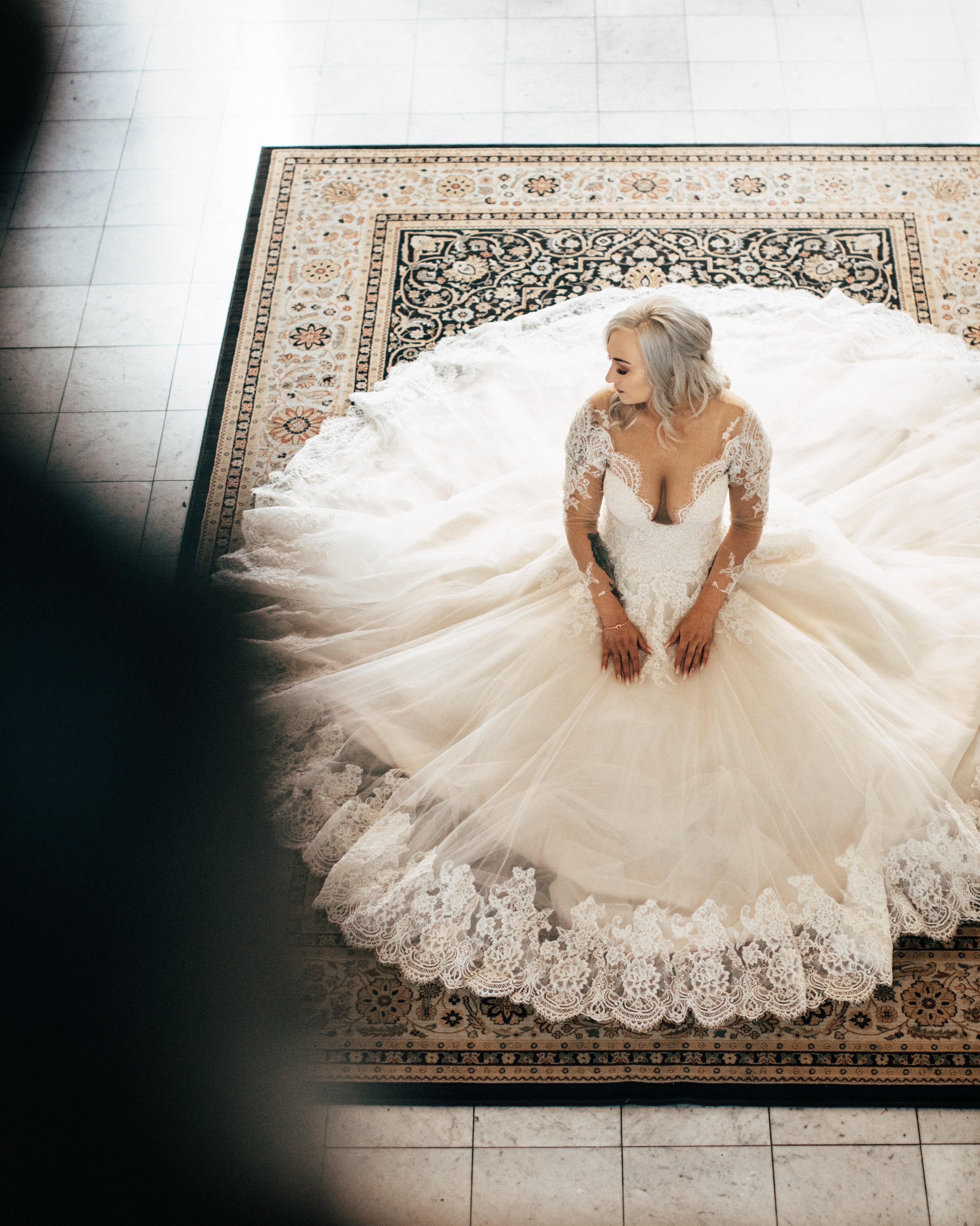 Bridal Bride Dress 1608581 Wedding Planner Brisbane Gold