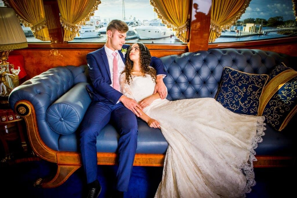 Tying the Knot on a Boat | Luxury Yacht Wedding | Love is Love