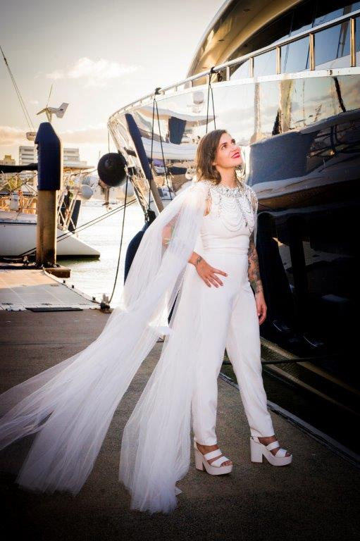 Luxury Yacht Wedding | Love is Love