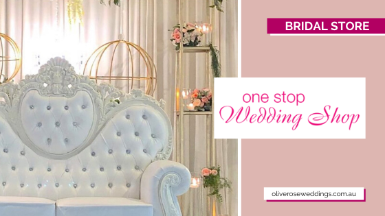 Cover - One Stop Wedding Shop