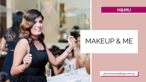 Cover - Makeup & Me